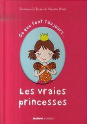 Ce que font toujours... les vraies princesses - Intérieur - Format classique