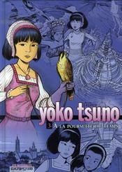 Yoko Tsuno ; intégrale t.3 ; à la poursuite du temps - Intérieur - Format classique