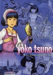 Yoko Tsuno ; intégrale t.3 ; à la poursuite du temps - Couverture - Format classique