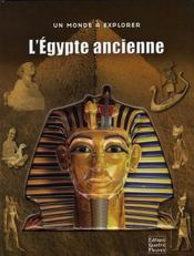 L'Egypte ancienne - Intérieur - Format classique