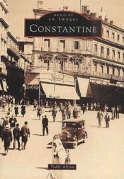 Constantine - Couverture - Format classique