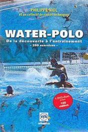 Water-polo - Couverture - Format classique