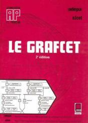Le grafcet ; 2e edition - Couverture - Format classique