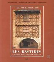 Essais Sur La Regularite Bastides - Couverture - Format classique