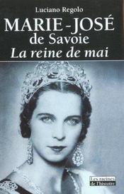 Marie-jose de savoie - Intérieur - Format classique