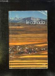 Le Canada. - Couverture - Format classique
