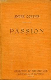 Passion. Collection De Bibliotheque N° 6. - Couverture - Format classique