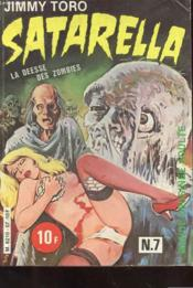 Satarella - La Deesse Des Zombies - N° 7 - Couverture - Format classique