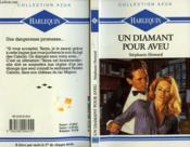 Un Diamant Pour Aveu - Reluctant Prisoner - Couverture - Format classique