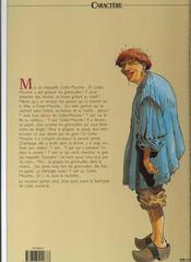 Souvenirs de toussaint t.1 ; gobe-mouche - 4ème de couverture - Format classique
