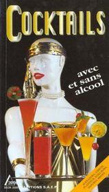 Cocktails avec et sans alcool - Intérieur - Format classique