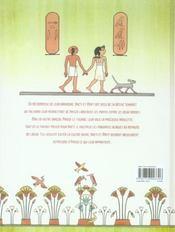 Kheti, fils du nil t.2 ; le roi des grenouilles - 4ème de couverture - Format classique