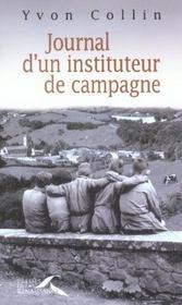 Journal D'Un Instituteur De Campagne - Intérieur - Format classique