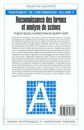 Traitement De L'Information - 4ème de couverture - Format classique