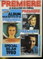 Premiere Album N°15 - 3 Numeros Introuvables - Album Relie Des N°44 - 45 - 46 - Couverture - Format classique