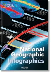 Vente  National Geographic infographics  - Collectif - Julius Wiedemann