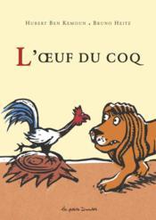 L'Oeuf Du Coq - Couverture - Format classique