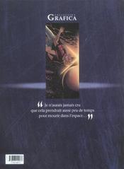 Nova genesis t.3 ; libre espace - 4ème de couverture - Format classique