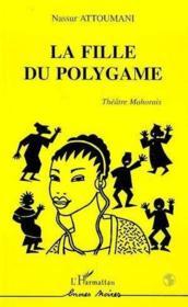 La Fille Du Polygame - Couverture - Format classique