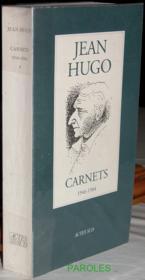 Carnets ; 1946-1984 - Couverture - Format classique