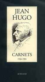 Carnets ; 1946-1984 - Intérieur - Format classique