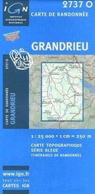 Grandieu - Couverture - Format classique