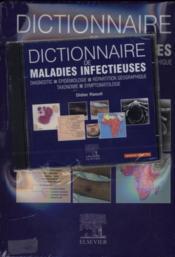Dictionnaire Maladies Infectieuses - Couverture - Format classique