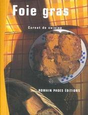 Foie Gras - Intérieur - Format classique