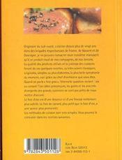 Foie Gras - 4ème de couverture - Format classique