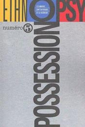 REVUE ETHNOPSYCHIATRIE T.5 ; possession - Couverture - Format classique