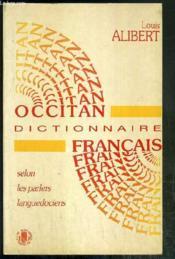 Dictionnaire occitan-français selon les parlers languedociens - Couverture - Format classique