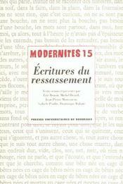 Ecritures Du Ressassement - Intérieur - Format classique
