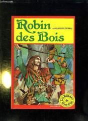 Robin Des Bois. - Couverture - Format classique