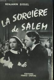 La Sorciere De Salem. - Couverture - Format classique