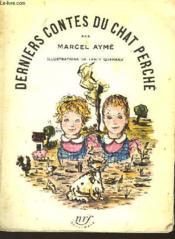 Derniers Contes Du Chat Perche - Couverture - Format classique