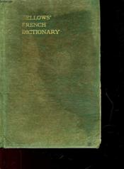 Dictionary Of French And English - English And French - Couverture - Format classique