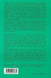 Histoire De La Georgie - 4ème de couverture - Format classique