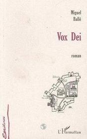 Vox Dei - Intérieur - Format classique
