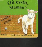 Où es-tu maman ? - Couverture - Format classique