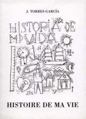Histoires de ma vie - Couverture - Format classique
