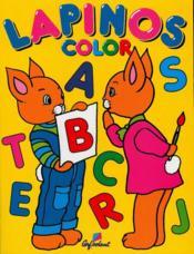 Lapinos Color ; Abc - Couverture - Format classique