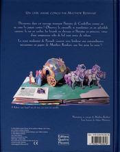 Cendrillon - 4ème de couverture - Format classique
