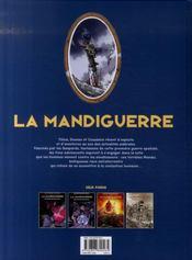 La mandiguerre t.4 ; au nom du père - 4ème de couverture - Format classique