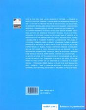 Musee De La Sculpture Comparee. Naissance De L'Histoire De L'Art Moderne (Le) - 4ème de couverture - Format classique