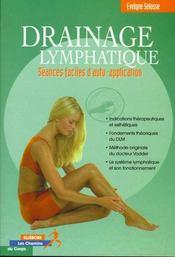 Drainage Lymphatique - Meth. Dr Vodder - Intérieur - Format classique