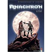 Anachron t.1 ; le retour de la bête - Intérieur - Format classique