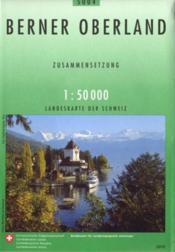 Berner Oberland - Couverture - Format classique