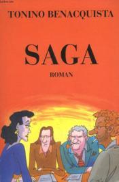 Saga. - Couverture - Format classique