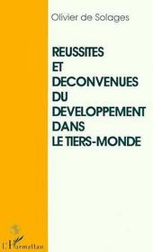 Reussites Et Deconvenues Du Developpement Dans Le Tiers-Monde - Intérieur - Format classique