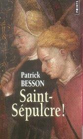 Saint-sépulcre ! - Intérieur - Format classique
